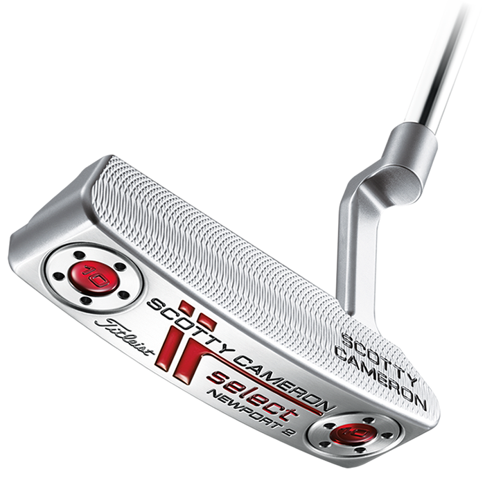 Design Craftsmanship And Proven Performance Have Solidified Scotty Cameron S Retion For Making The Finest Milled Putters In World